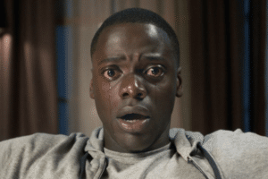 Get Out Sunken Place Movie meme template