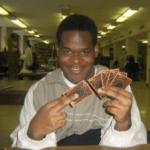 black guy yu gi oh trap card meme template