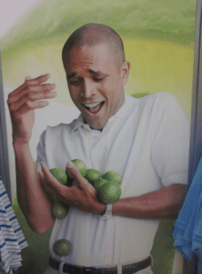 Why can't I hold all these limes? Food meme template