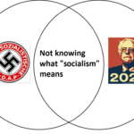 Bernie Sanders Democratic Socialism Nazi Party