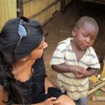 skeptical african kid meme template