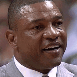 Doc Rivers Shocked Surprised meme template