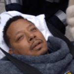 Terrence Howard on stretcher meme