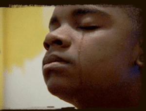 Black Kid Crying Black Twitter meme template