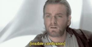 obi wan confusion prequel meme template
