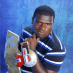 black guy duel disk meme template
