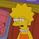 Crying Lisa Simpson Template Simpsons meme template