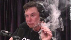 Elon Musk Smoking Weed Opinion meme template