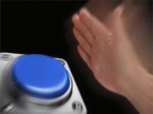 Smashing Nut Button (blank) NSFW meme template