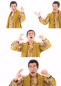 Pineapple Pen (blank) Food meme template