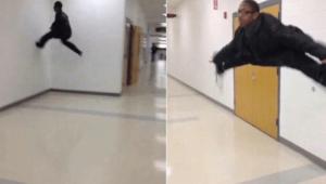 The Floor is Lava (blank) Opinion meme template