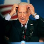 Joe Biden Angry Political meme template blank