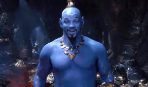 Will Smith Genie Black Twitter meme template