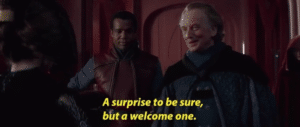 A Surprise to be Sure, but a Welcome One  Surprised meme template