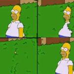 blank Simpsons meme templates