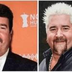 Guy Fieri vs. Normal Guy Fieri  meme template blank