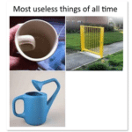 Most Useless Things of All Time (blank)  meme template blank
