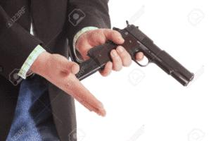 Loading Gun Gun meme template