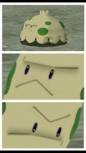 Angry shroomish. Pokemon meme template
