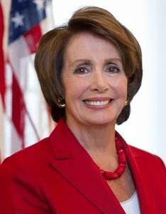 Nancy Pelosi Happy Political meme template blank