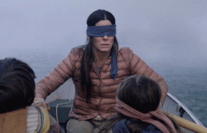 Bird Box Movie meme template