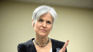 Jill Stein Angry Angry meme template