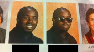 Black Guy Cooler Black Guy Yearbook  Cool meme template