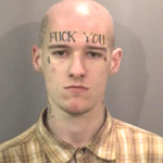 Fuck you tattoo  meme template blank