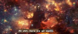 Ant Man 'Here we go again' Avengers meme template