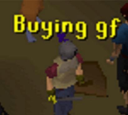 Buying gf (RuneScape)  meme template blank RuneScape