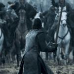 Jon Snow vs. Cavalry Horses  meme template blank Game of Thrones