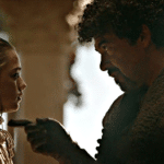 Syrio to Arya 'What do we say' (no text) Game of Thrones meme template