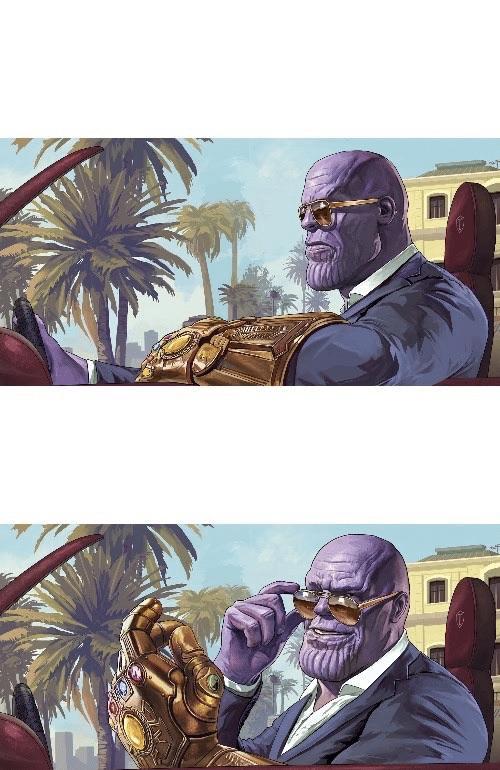 Thanos And Avengers Meme Templates Page 2 Newfa Stuff
