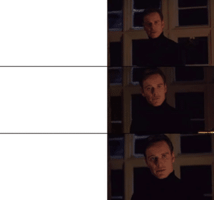 I mean the real… perfection Avengers meme template