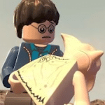 Harry Potter holding Dead Dobby LEGO  meme template blank LEGO, Harry Potter