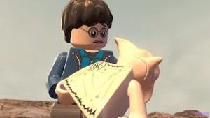 Harry Potter holding Dead Dobby LEGO Harry Potter meme template