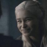 Daenerys Squinting Game of Thrones meme template