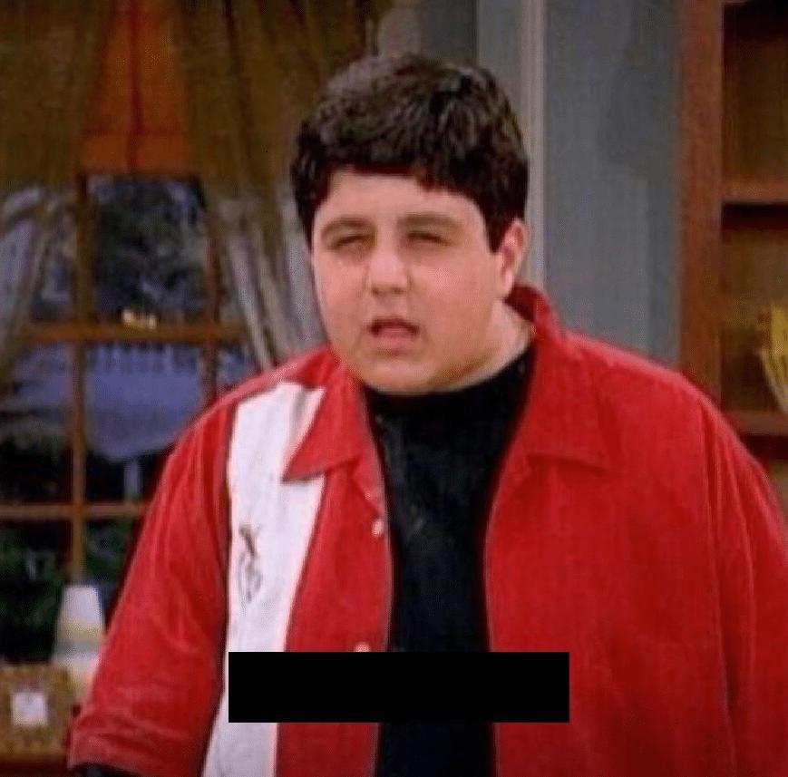 Josh saying 'Megan'  meme template blank Drake and Josh