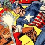 Captain America Punching Hitler  meme template blank Marvel Avengers Comics