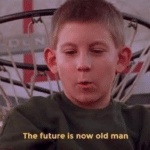 The future is now old man  meme template blank dewey malcom in the middle