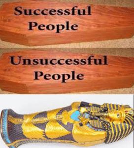 Coffins Successful People Unsuccessful People (blank) Opinion meme template