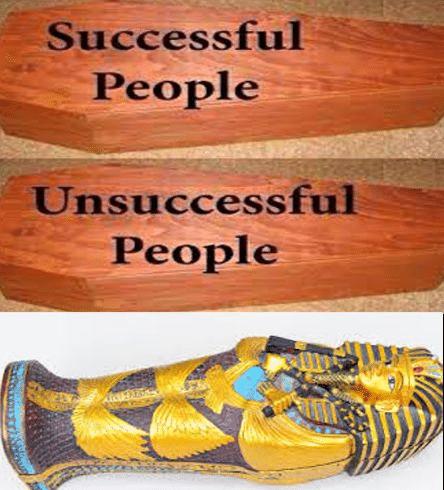 Meme Generator - Coffins Successful People Unsuccessful ...