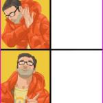 Jeff Kaplan Drake Meme  meme template blank Drake Meme, Gaming, Overwatch
