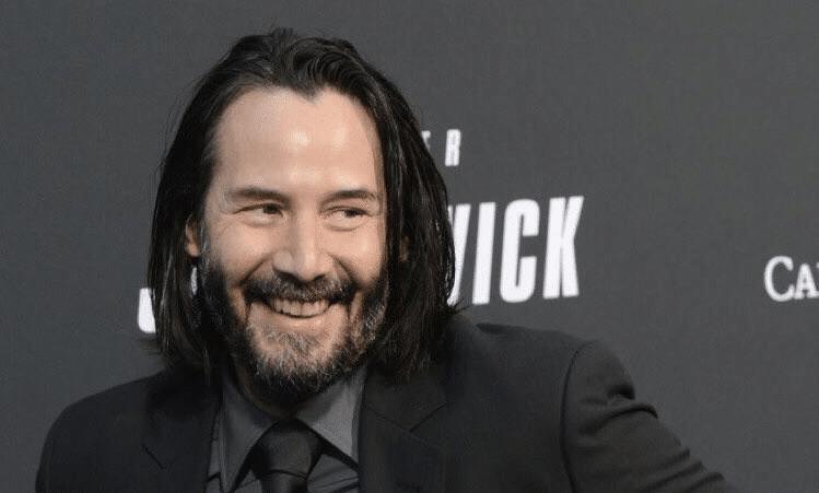 Meme Generator Keanu Reeves Smiling Newfa Stuff
