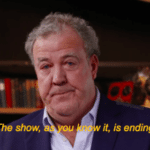 The show as you know it is ending  meme template blank Jeremy Clarkson, Top Gear