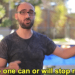 No one can or will stop me  meme template blank YouTube, Vsauce