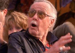 Stan Lee Surprised Surprised meme template