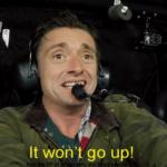 It wont go up!  meme template blank Top Gear, Richard Hammond