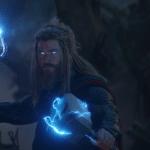Thor with hammer and axe  meme template blank Marvel Avengers, Mjolnir, Stormbreaker