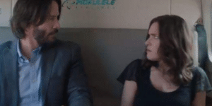 Winona Ryder angry at Keanu Reeves Keanu meme template